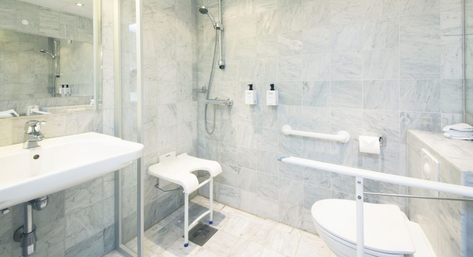 Design Ideas For Handicap Bathrooms - Windows - Heating - Boilers - Solutions